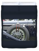 1938 Bentley Duvet Cover