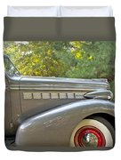 1938 Buick Special Duvet Cover