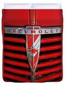 1938 Chevy  Duvet Cover