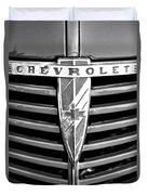 1938 Chevrolet  Duvet Cover