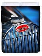 1939 Bugatti Type 57c Duvet Cover