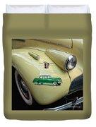 1940 Buick 41c Duvet Cover