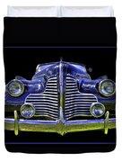 1940 Buick Duvet Cover