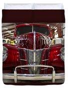 1940 Ford Class W Mild Street Rod Duvet Cover