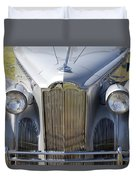 1940 Packard One-sixty Duvet Cover