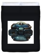 1940's View Master Stereoscopic Viewer Duvet Cover