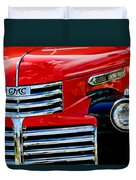 1942 Gmc  Pickup Truck Duvet Cover