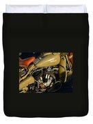 1942 Wla Harley Davidson Duvet Cover