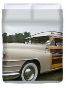 1947 Chrysler Duvet Cover