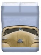 1947 Ford Super Deluxe Wagon Duvet Cover