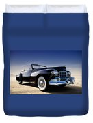 1947 Lincoln Continental Duvet Cover
