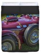 1950 Allard J2 Competition Roadster Duvet Cover