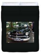 1950 Crysler Mercury Duvet Cover