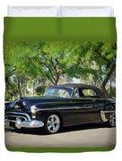 1950 Oldsmobile 88 -004c Duvet Cover