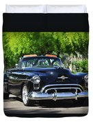 1950 Oldsmobile 88 -105c Duvet Cover
