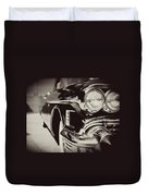 1950s Cadillac No. 1 Duvet Cover