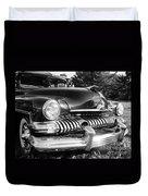 1951 Mercury Coupe - American Graffiti Duvet Cover