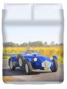 1953 Allard J2x Roadster Duvet Cover