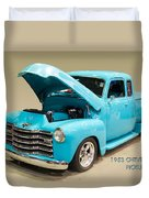 1953 Gmc Pickup Truck Duvet Cover