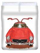 1955 Mercedes Benz 300 S L  Duvet Cover