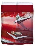 1956 Chervrolet Duvet Cover