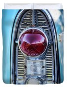 1956 Chevy Bel-air Taillight  Duvet Cover