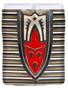 1958 Oldsmobile Super 88 4 Door Sedan -1654c Duvet Cover
