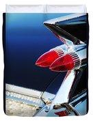 1959 Cadillac Eldorado Taillight -075c Duvet Cover