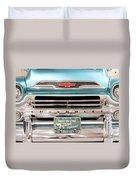 1959 Chevrolet Apache 012315 Duvet Cover