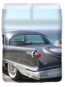 1959 Imperial Crown Duvet Cover