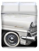 1959 Lincoln Continental Duvet Cover