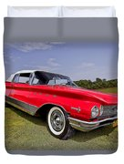 1960 Buick Electra 225 Duvet Cover