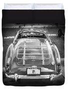 1960 Mga 1600 Convertible Bw Duvet Cover