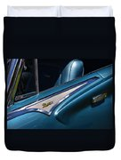 1961 Chrysler New Yorker Town And Country Duvet Cover