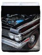 1961 Pontiac Catalina 421 Duvet Cover