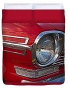 1962 Chevrolet Nova Duvet Cover