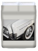 1962 Oldsmobile Dynamic 88 Duvet Cover