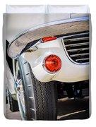 1963 Chevrolet Corvette Split Window Grille -209c Duvet Cover
