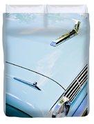 1963 Ford Falcon Futura Convertible Hood Duvet Cover by Jill Reger