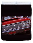 1964 Plymouth Savoy Duvet Cover