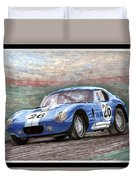 1964 Shelby Daytona Duvet Cover