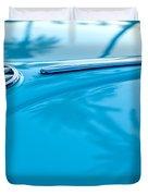 1964 Volkswagen Vw Bug Emblem Duvet Cover