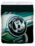 1964 Volkswagen Vw Steering Wheel Duvet Cover