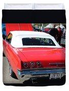 1965 Chevrolet Impala Duvet Cover