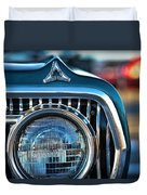 1965 Dodge Coronet Duvet Cover