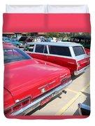 1966 Chevrolet Duvet Cover