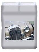 1966 Daimler Mk2 Saloon Duvet Cover