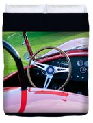 1966 Shelby Cobra 427 Duvet Cover