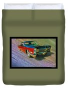 1967 Cadillac Coupe Duvet Cover