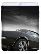 1967 Camaro Rs Duvet Cover